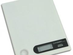 Ψηφιακή Ζυγαριά Κουζίνας First FA-6401-1-WI Λευκή