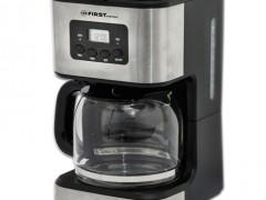 Προγραμματιζόμενη Καφέτιερα 12 Ποτηριών Inox 1.5lt First FA-5459-4