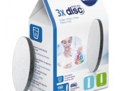 Ανταλλακτικά Φίλτρα Brita MicroDiscs για Fill & Go Σετ 3τεμ