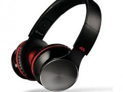 Στερεοφωνικά Bluetooth Ακουστικά 3.5mm Meliconi Mysound Speak Air Black
