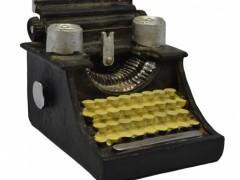 Διακοσμητική Γραφομηχανή Πολυεστερική 10,5x8,5x8cm (774685)