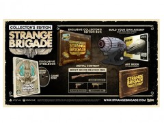 Strange Brigade Collector's Edition - PS4 Game