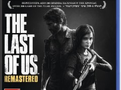 The Last of Us Remastered Hits - PS4 Game