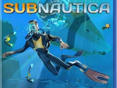 Subnautica - PS4 Game