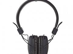 Ασύρματα Ακουστικά Bluetooth Nedis HPBT1100BK Μαύρα