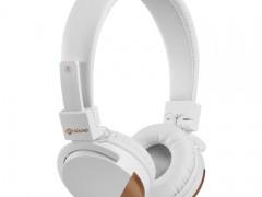 Στερεοφωνικά Ακουστικά με Μικρόφωνο 3.5mm Meliconi 497458 Speak Metal White