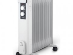Ηλεκτρικό Καλοριφέρ Λαδιού 11 Φέτες Thomson THOFR2500 2500w Λευκό
