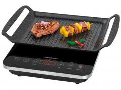 Μονή Επαγωγική Εστία & Γκριλιέρα Profi Cook PC-ITG 1130