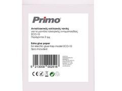Ανταλλακτικά Αυτοκόλλητα με Κόλλα για Primo Eco-10 820011 3τμχ