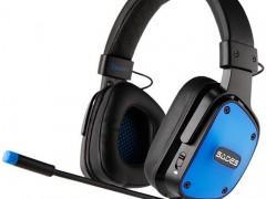 Sades Gaming Headset DPower 3.5mm 40mm ακουστικά Blue (SA-722-BL)