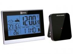 Emos Μετεωρολογικός Σταθμός E3070, υγρόμετρο, ημερολόγιο, Ρολόι