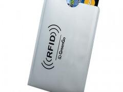 Greengo Θήκη Paypass Προστασίας Ασύρματης Ανάγνωσης Πιστωτικών Καρτών GSM017598