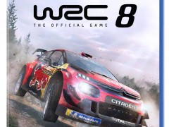 WRC 8 - PS4 Game