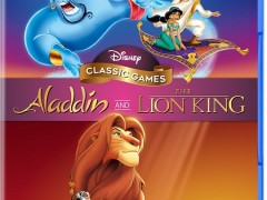 Aladdin and the Lion King Disney Classic Games - PS4 Game