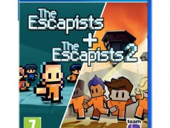 The Escapist + The Escapist 2 Double Pack - PS4 Game