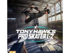 Tony Hawk Pro Skater 1+2 Remastered - PS4 Game