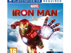 Marvel's IronMan VR - PS4 Game