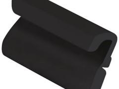 Γαντζακια για Πλαίσιο Πινακίδας Μαύρα Lampa L1991.3 20τμχ