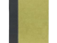 Κατάλογος Menu Trendy A5 για Εστιατόρια/Cafe 18x25cm Securit MC-TRA5-GR Πράσινος