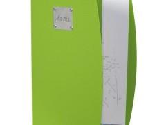 Κατάλογος Menu A4 Rio για Εστιατόρια/Cafe 25x34cm Securit MC-RCA4-GR Πράσινος