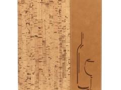 Κατάλογος Κρασιών A4 Velvet για Εστιατόρια/Cafe 24x34cm Securit MC-DRWC-CORK