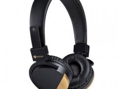 Στερεοφωνικά Ακουστικά με Μικρόφωνο 3.5Mm Meliconi 497456 Speak Metal Black Μαύρο