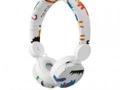 On-Ear Ενσύρματα Ακουστικά N-Imal Elephant White Nedis HPWD4104WT
