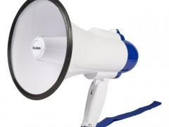 Τηλεβόας με Ενσωματωμένο Μικρόφωνο 10W Sweex SWMEGA 10 Λευκό/Μπλε