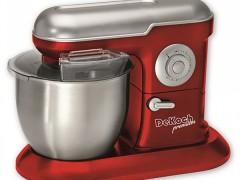 Κουζινομηχανή-Μίξερ De Koch DK-KM650-Red 1200w Κόκκινη