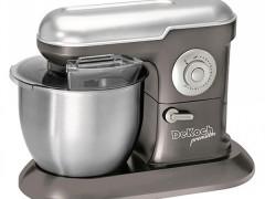 Κουζινομηχανή-Μίξερ De Koch DK-KM650-Slv 1200w Silver