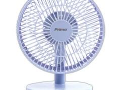 Ανεμιστήρας Mini Primo PRMF-80421 18cm Μωβ
