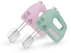 Μίξερ Χειρός IQ HM-211 Ροζ
