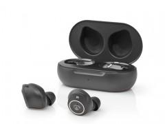 Bluetooth Ακουστικά Handsfree Tws με Θήκη Φόρτισης Nedis HPBT3050BK