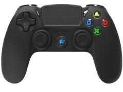 Roar Ασύρματο Gamepad R300WB, με vibration, Bluetooth, για PS4