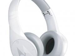 Ακουστικά Ασύρματα Motorola Pulse Escape Λευκά