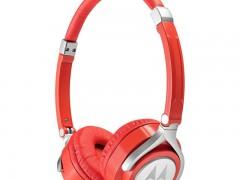 Ακουστικά Ενσύρματα Motorola Pulse 2 Κόκκινο