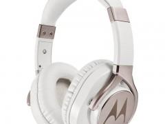 Ακουστικά Ενσύρματα Motorola Pulse Max Λευκά
