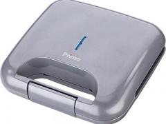 Τοστιέρα Primo PRSM-40212 2 Θέσεων Αντικολλητικές Πλάκες Silver