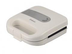 Τοστιέρα Primo PRSM-40329 2 Θέσεων Fix Πλάκες Ιβουάρ/Inox