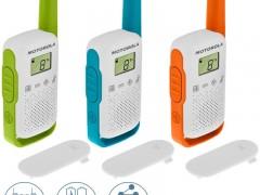 Motorola Talkabout T42 Τριπλό Walkie Talkie 4km