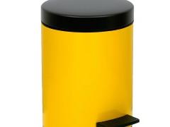 Κάδος Απορριμμάτων (20x28) Pam & Co 5Lit 97 Yellow