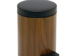 Κάδος Απορριμμάτων (20x28) Pam & Co 5Lit 227 Wood