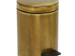 Κάδος Απορριμμάτων (20x28) Pam & Co 5Lit 238 Bronze