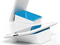 Bluelounge Nest Βάση για Smartphones/Tablets - Blue (NS-BLU)