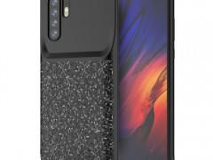 Θήκη με Ενσωματωμένη Μπαταρία 4700mAh Huawei P30 Pro - Black (50094) - OEM