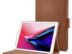 Θήκη Spigen Stand Folio Case iPad 9.7'' 2017/2018 - Brown (053CS22391)
