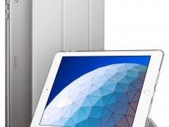 ESR Yippee Color Series Θήκη iPad Air 10.5'' 2019 - Silver (47041)