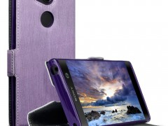 Terrapin Θήκη Πορτοφόλι Sony Xperia XA2 - Purple (117-005-576)