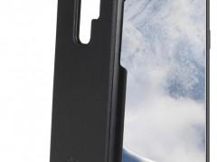 Celly Ghost Cover Μαγνητική Θήκη Samsung Galaxy S9 Plus - Black (GHOSTCOVER791BK)