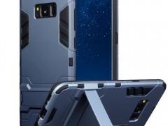 Terrapin Ανθεκτική Θήκη με Stand Samsung Galaxy S8 Plus - Dark Blue (131-002-051)